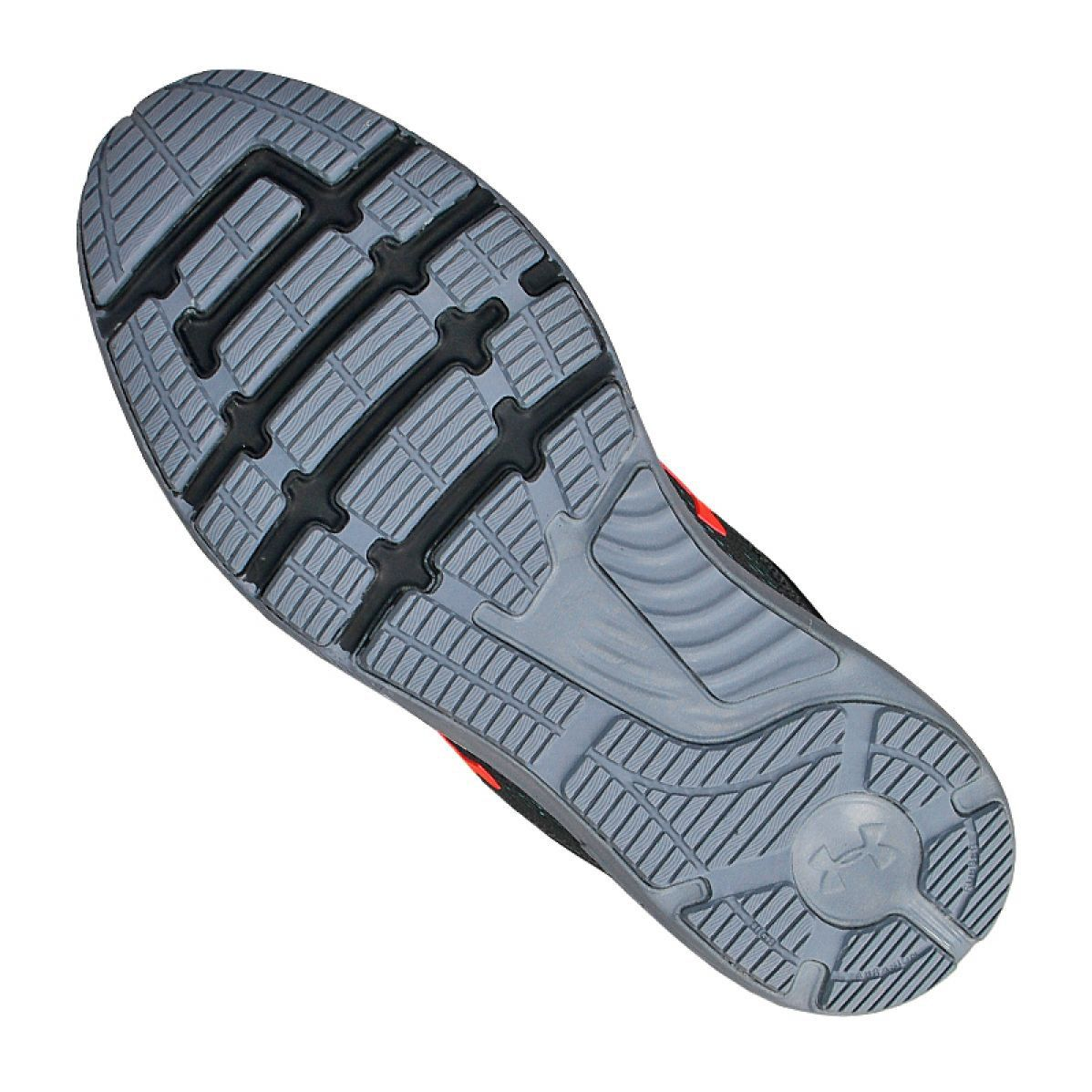 Buty Biegowe Under Armour Charged Bandit 5 M 3021947 403 Szare Zielone Running Shoes Grey Running Shoes Under Armor