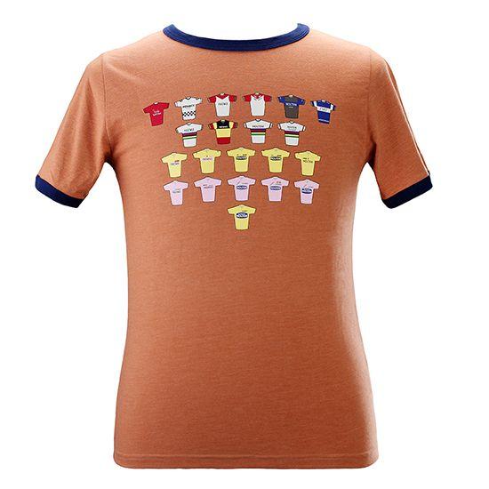 Eddy Merckx Carreer Thumbnail T-shirt  e7f7d4b2c