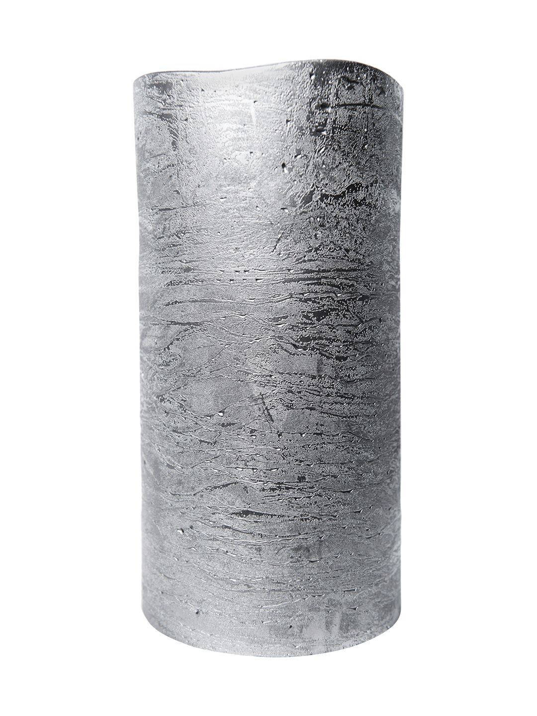 Metallic Flameless Pillar Candle (4x8) | Home Furniture | Pinterest