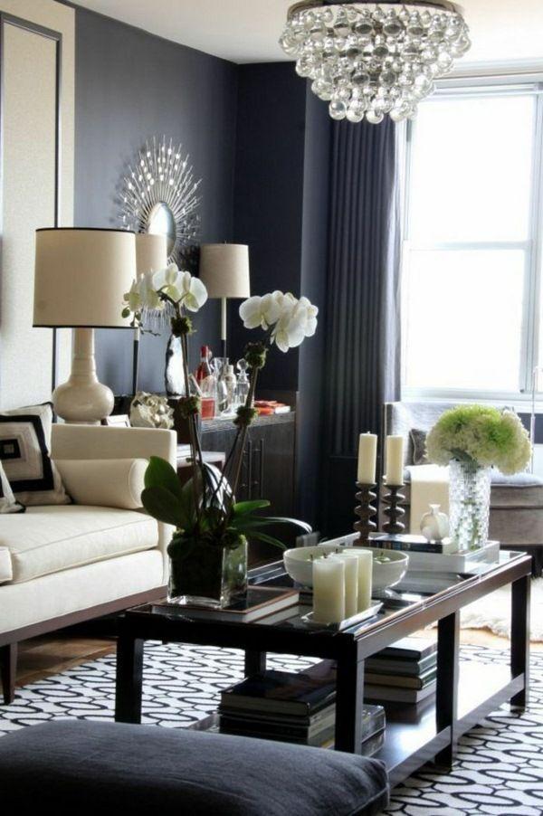 accent wall wanfarben ideas dark colored bedroom carpet