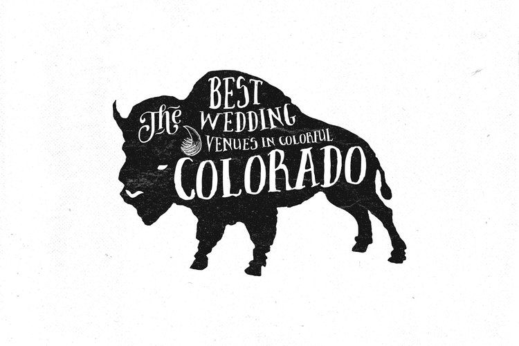 The Best Wedding Venues in Colorado  A guide to Colorado's best designed and curated wedding venues.