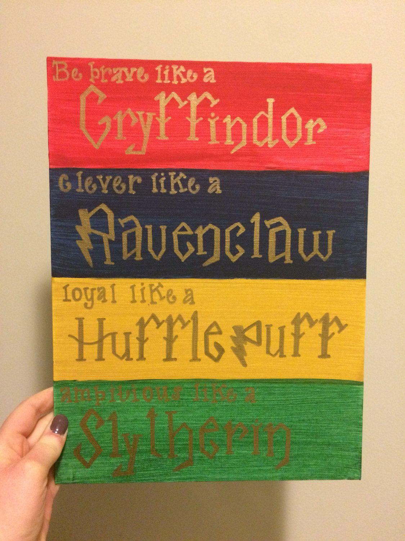 The Hogwarts House Matrix Hogwarts Harry Potter Houses Hogwarts Houses