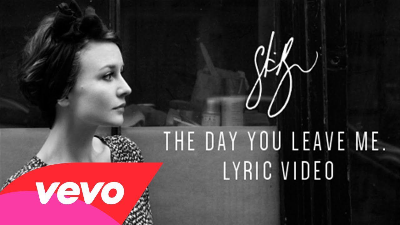 Stine Bramsen - The Day You Leave Me - lyric video