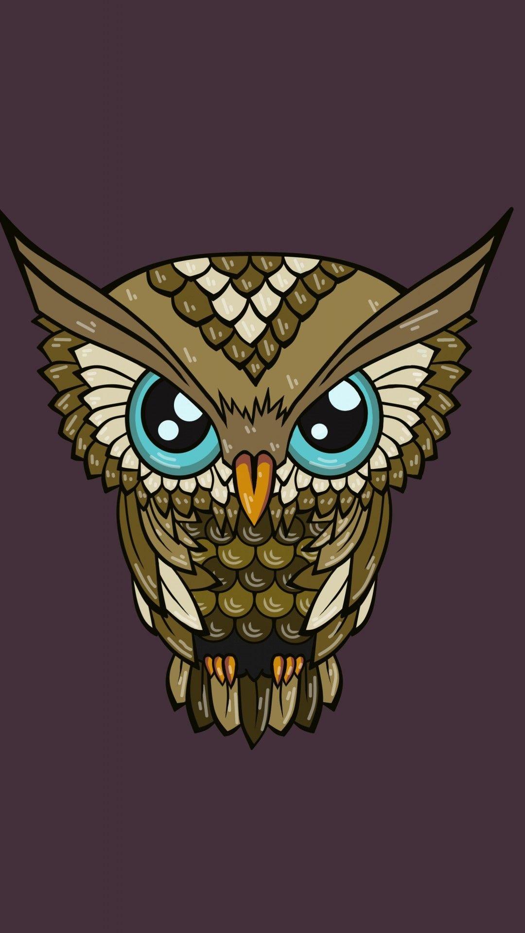 Owl Wallpaper Cute Owls Wallpaper Owl Wallpaper Animal Wallpaper