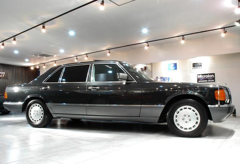 Mercedesbenz 560 Sel Pinterest Mercedes Benz