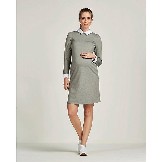 Modieuze Zwangerschapskleding.Positie Jurk Mode Voor Bijna Mama S Dresses Dresses For Work