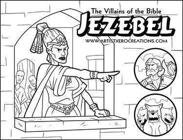 The Villains Of Bible Jezebel