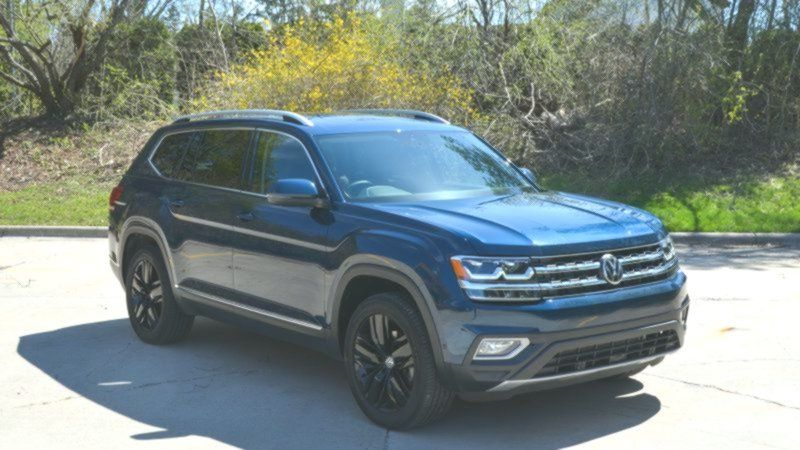 Vw Atlas 2020 Reviews Price Specifications Features And Photos Photo S Volkswagen Car