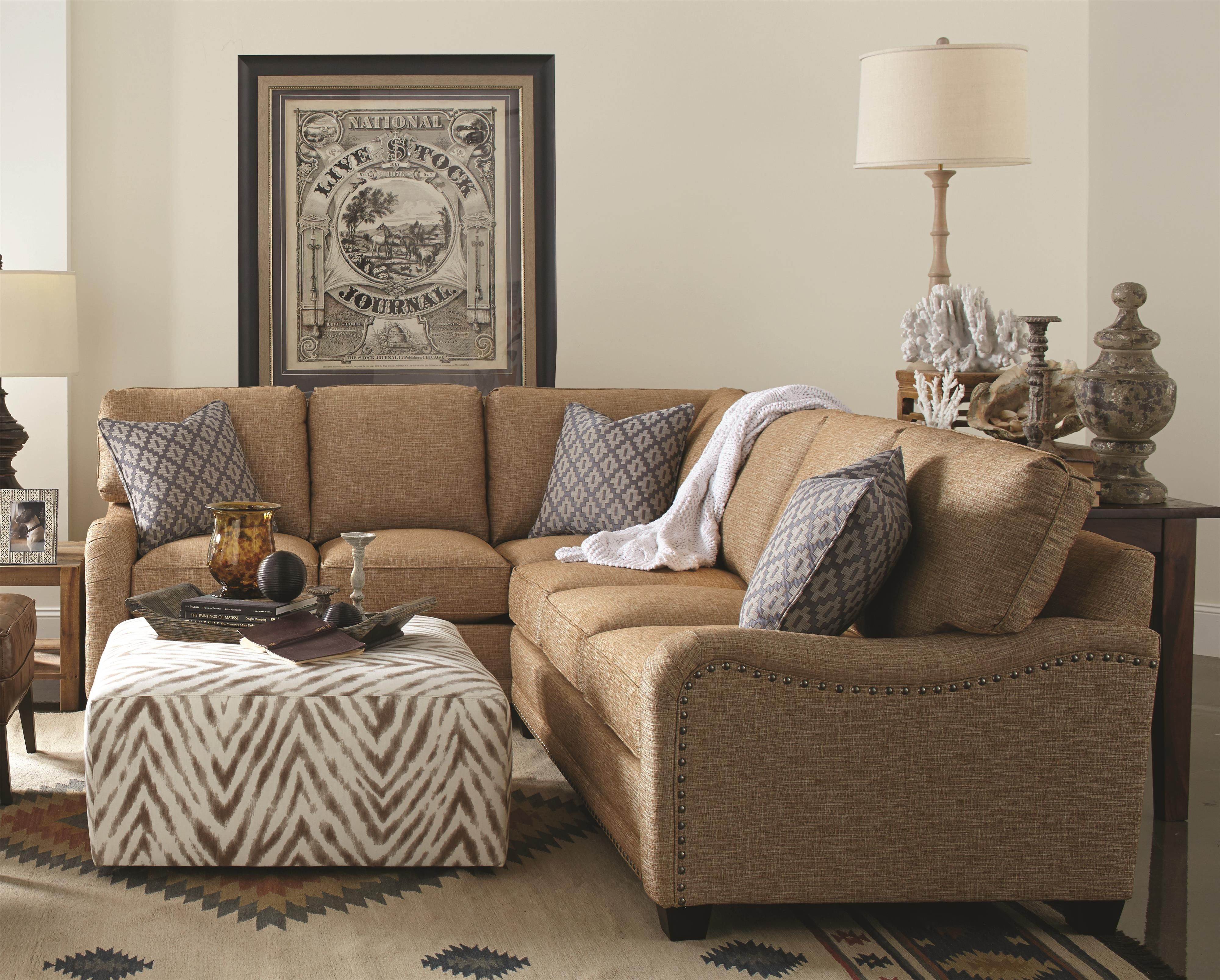 My Style I Customizable Sectional Sofa With English Arms