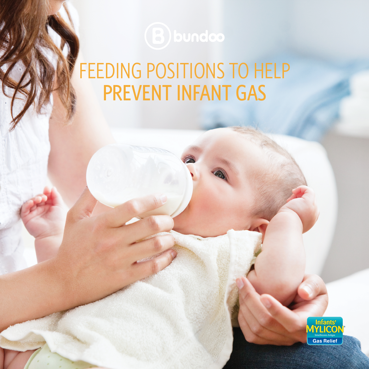 Feeding Positions To Help Prevent Infant Gas Baby Feeding
