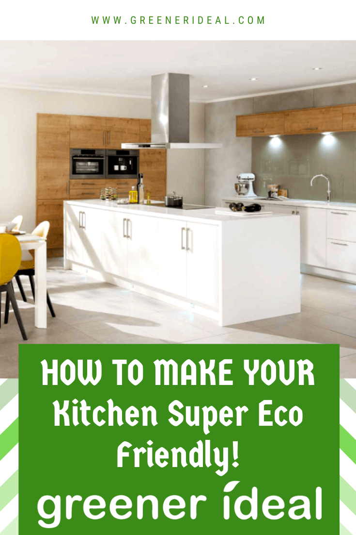 How To Make Your Kitchen Super Eco Friendly In 2020 Cottage Kitchen Cabinets Kitchen Cabinet Design Country Kitchen Cabinets