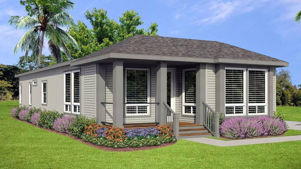 Gorgeous Beautiful Kingsbrook 66 Model By Champion Homes