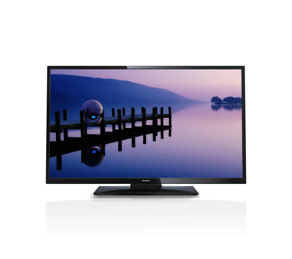 Philips Tv Led 32pfl3018h Prix Promo Carrefour 279 00 Ttc  # Groupon Meuble Tv Led