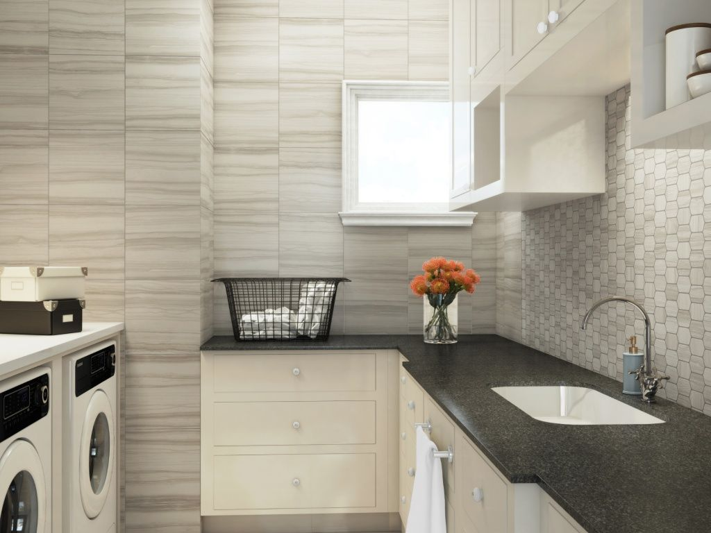 Who Wants This Laundry Room Interceramic Burano Floor Wall