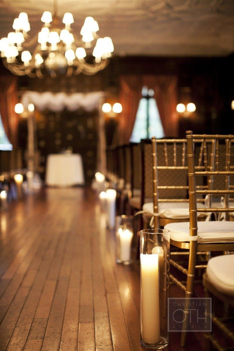 Wedding decoration designs  Charming WhiteOut Wedding in Old Westbury NY by  Floral designs