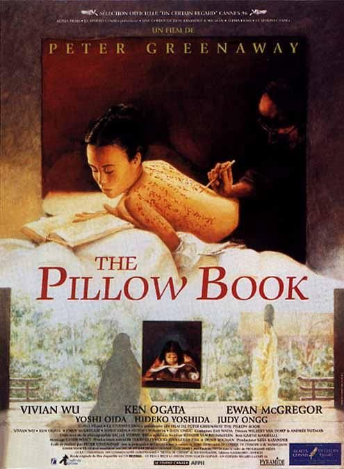 The Pillow Book (1996) - FilmAffinity | peliculas que me ...