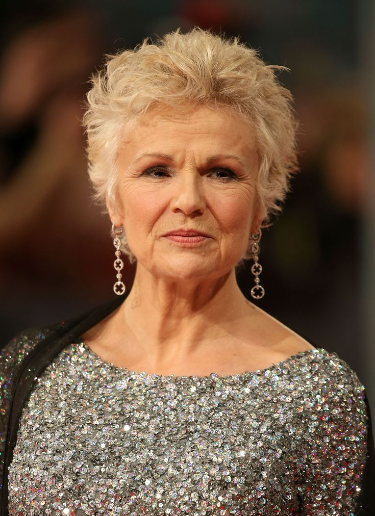 Our Favorite Hairstyles for Women Over 60 | Short hair ...