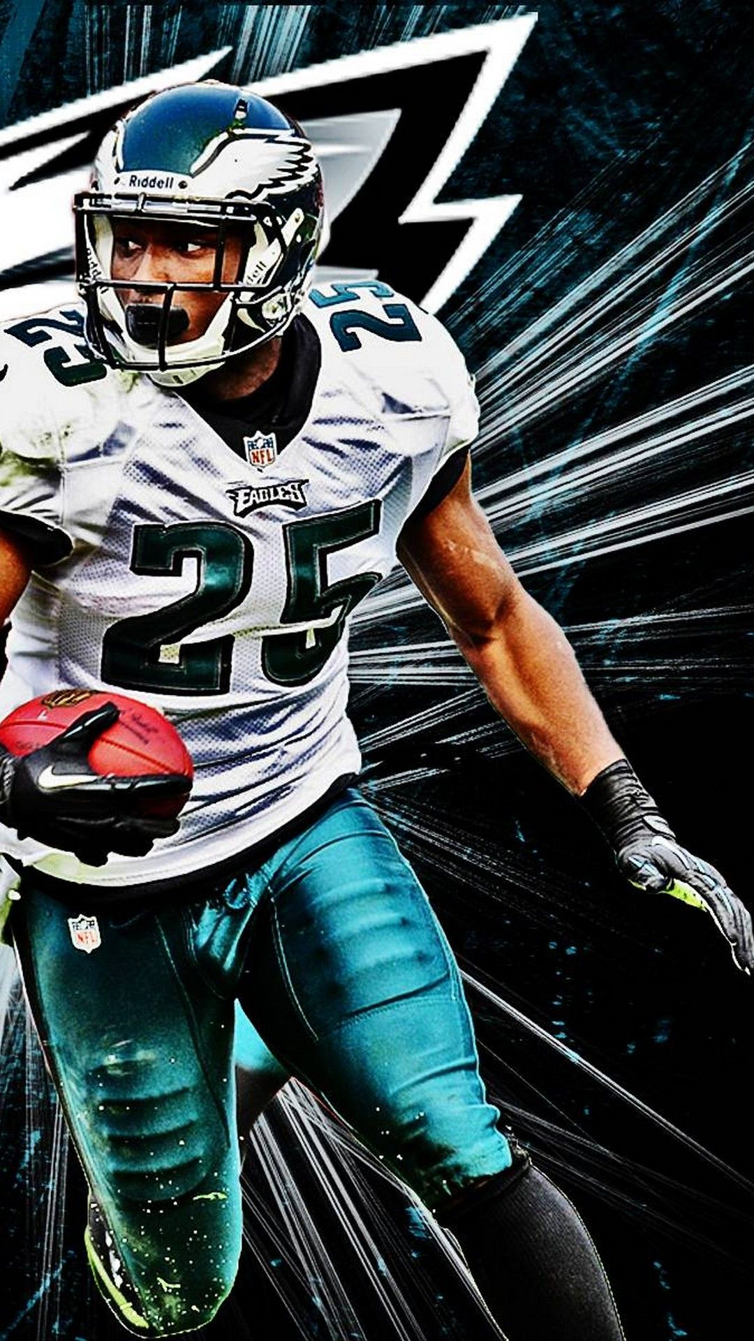 Eagles iPhone Wallpapers Nfl football wallpaper, Iphone