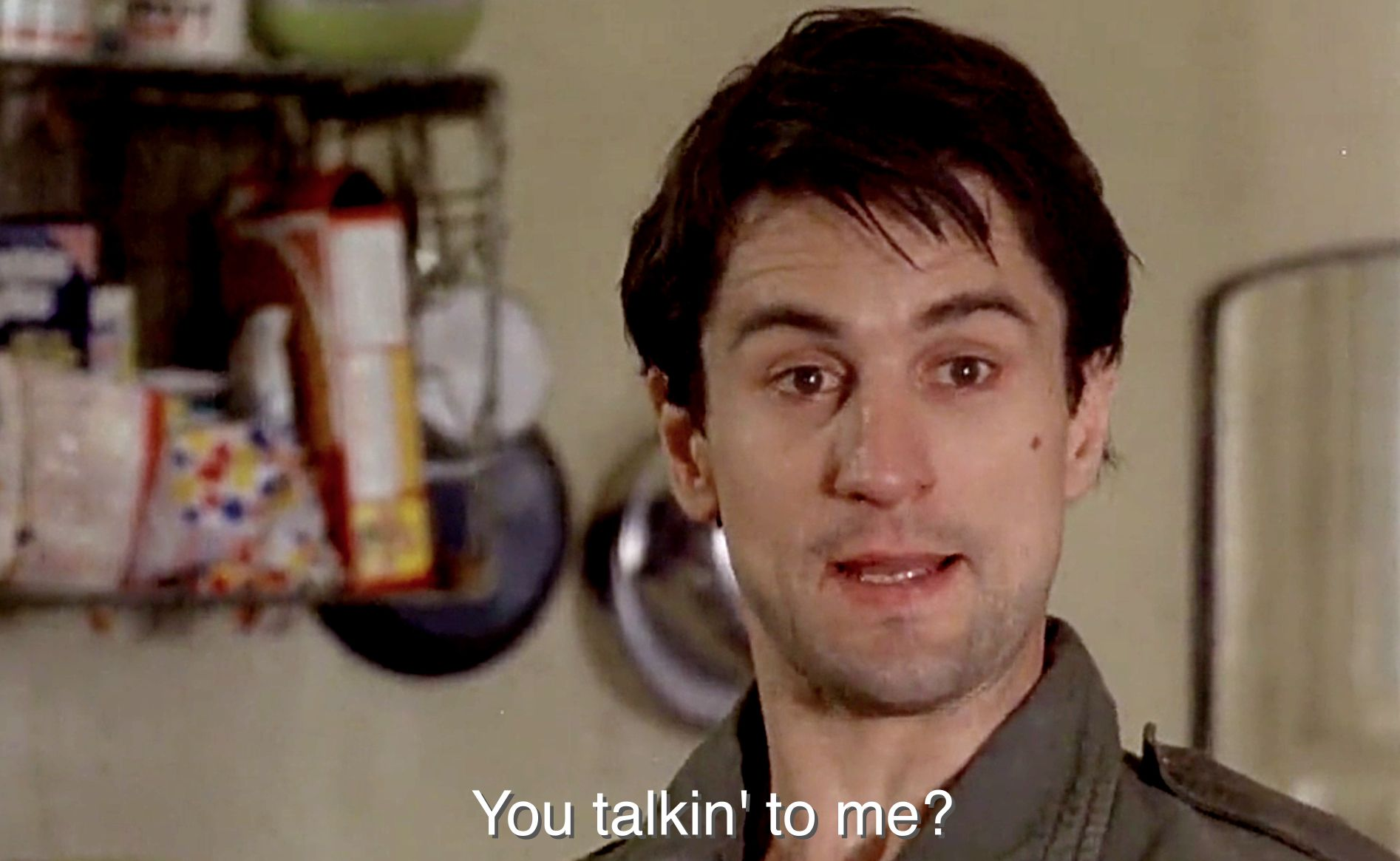 you talking to me robert de niro taxi driver | Film ...