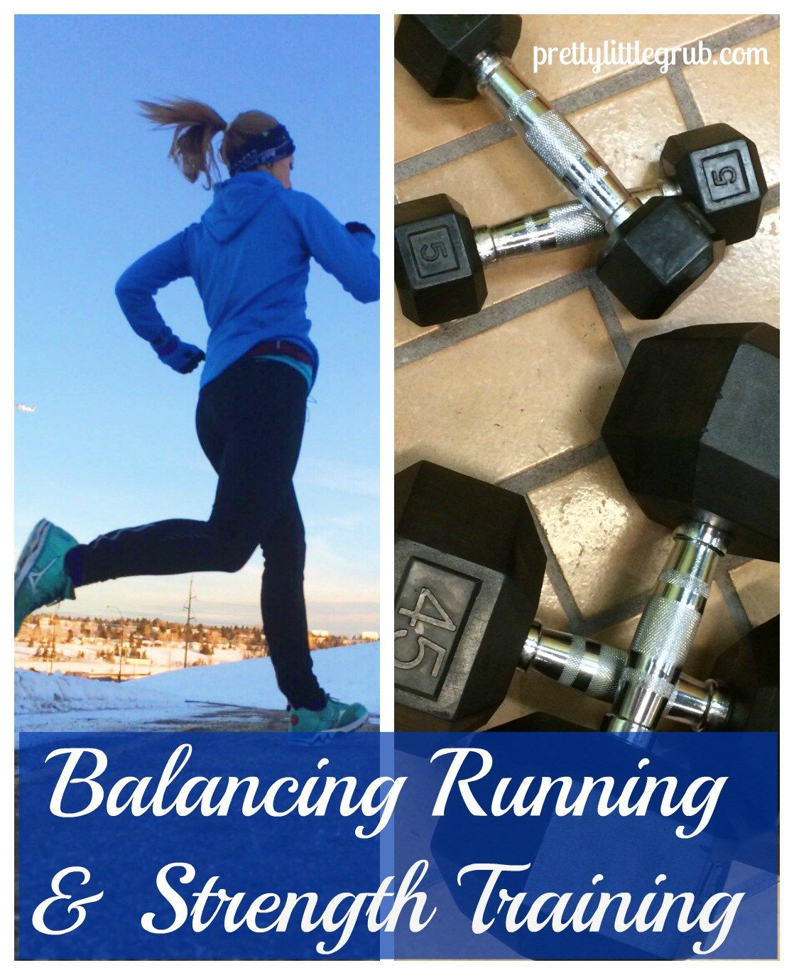 Balancing Jamie Eason Live Fit Program with Marathon Training -tips and a weekly recap of workouts