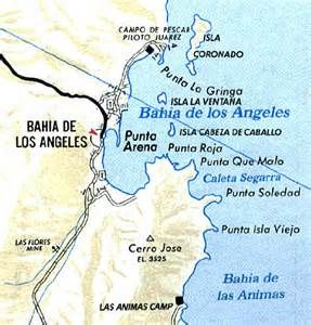 Bahia De Los Angeles Map.Bahia De Los Angeles Baja California Been There Loved It Baja