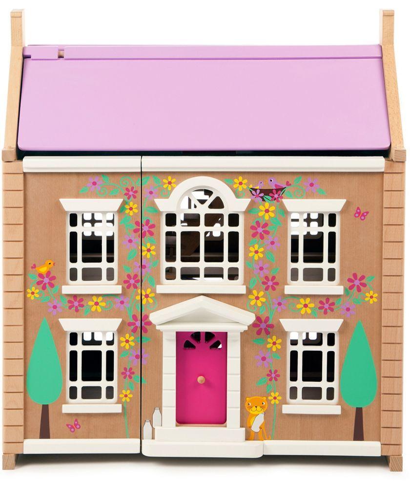 Dolls house at argos co uk your online shop for dolls houses dolls - Buy Tidlo Wooden Tidlington Dolls House At Argos Co Uk Your Online Shop