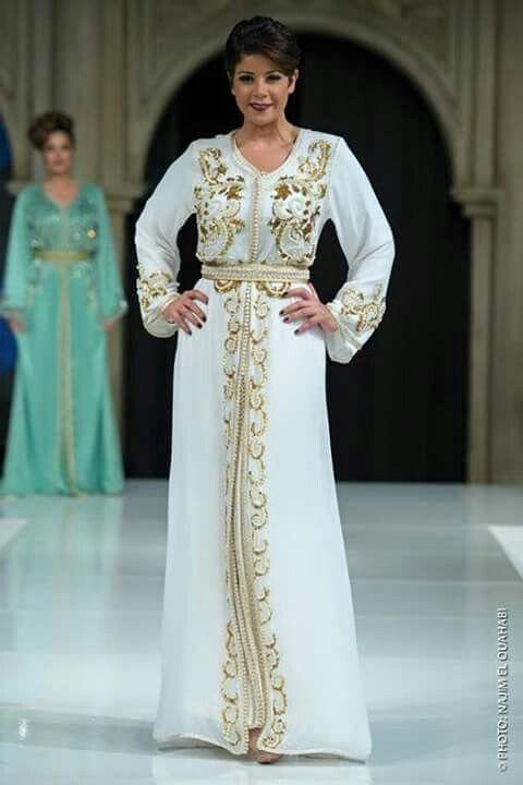 Caftan marocain