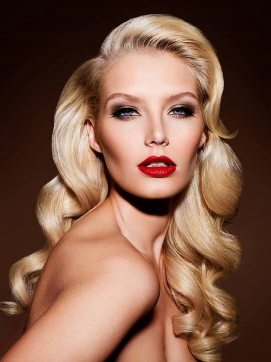 Hair And Makeup Tips For Prom Glam Radar Hollywood Hair Curly Hair Styles Hair Styles