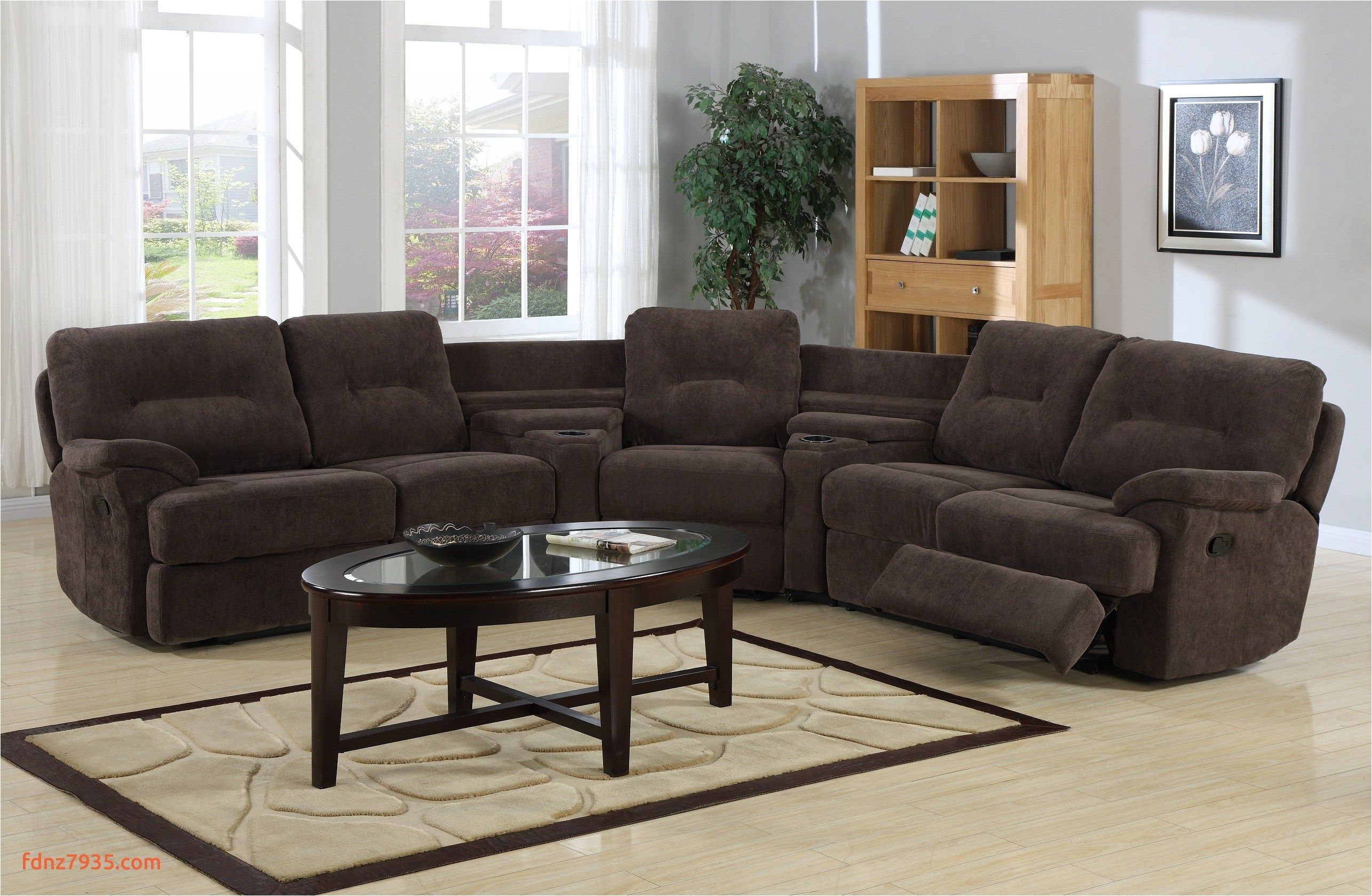 Add Flexibility In Your Living Room With An L Shaped Sectional