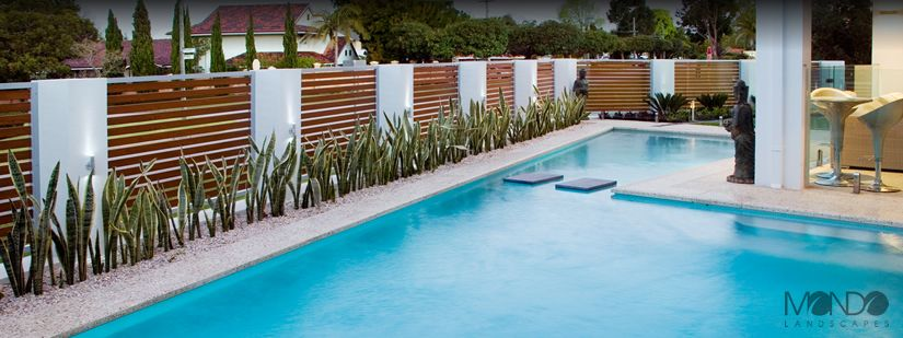 Mondo landscapes award winning landscape design in perth for Pool design ideas australia