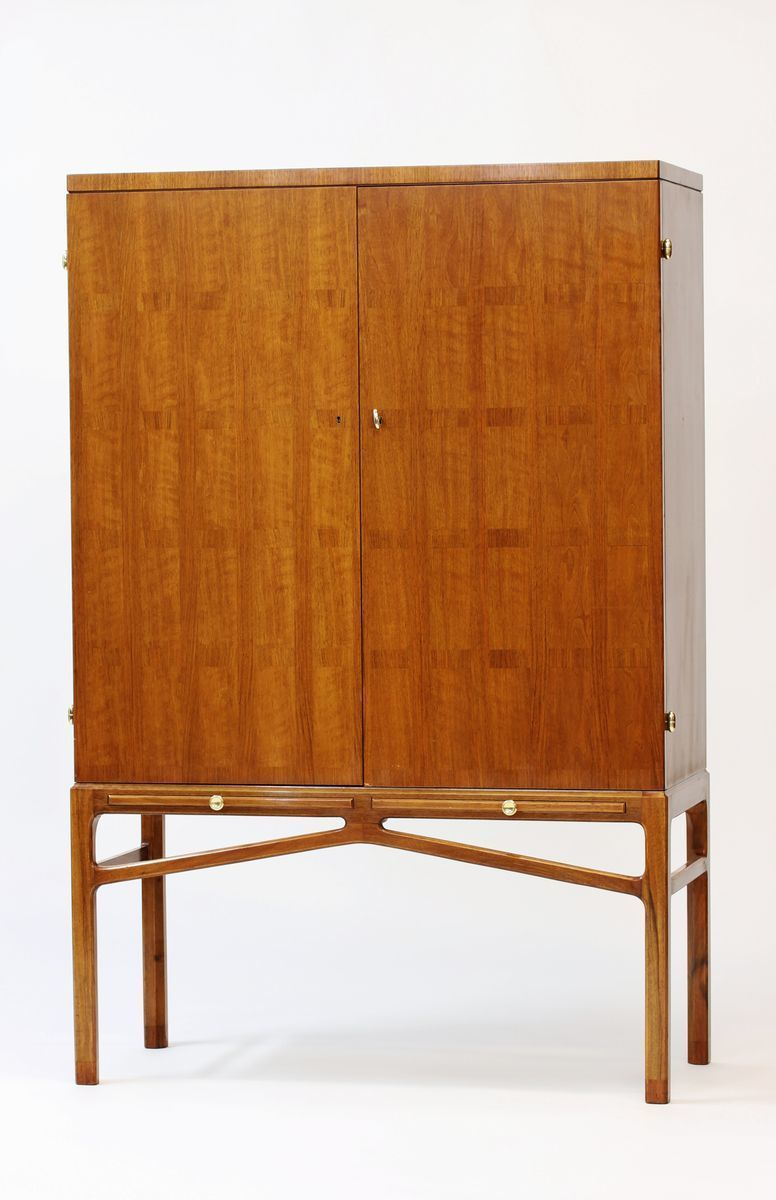 Cabinet By Carl Axel Acking For Nordiska Kompaniet Nk 1940s Cabinet Vintage Cabinets Furniture Inspiration