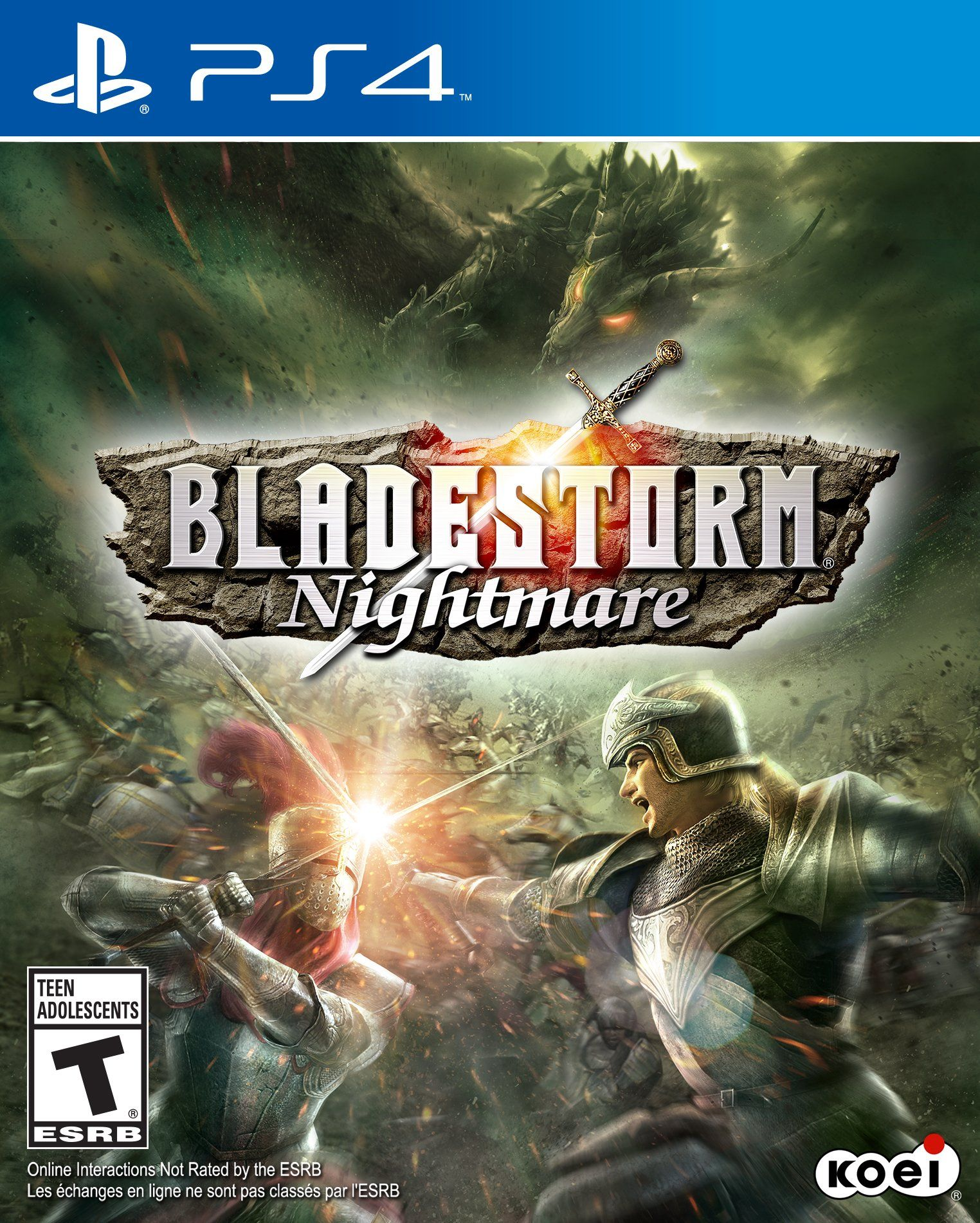 Bladestorm Nightmare Playstation 4 Bladestorm Nightmare Playstation Xbox One Games Video Games Xbox Xbox One