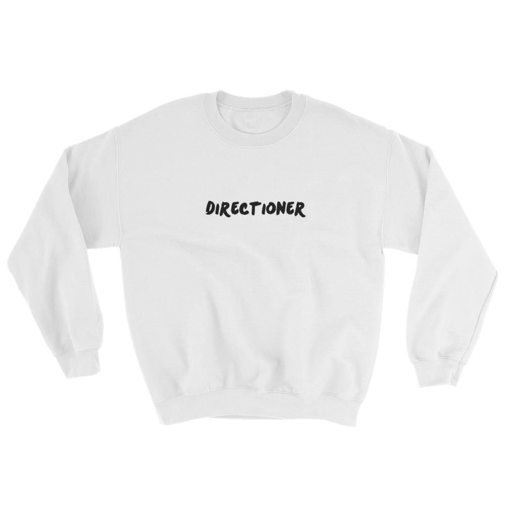 6377e262 Directioner Sweatshirt One Direction 1D Harry Styles, Liam Payne, Zayn Malik,  Niall Horan, Louis Tomlinson