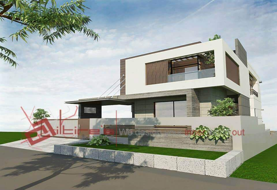 Contemporary Residence at DHA Islamabad by Ailtire\'s Design Studio ...