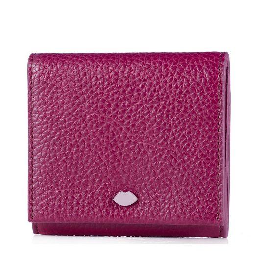 Lulu Guinness Hettie Soft Grain Leather Purse Order Online At Qvcuk