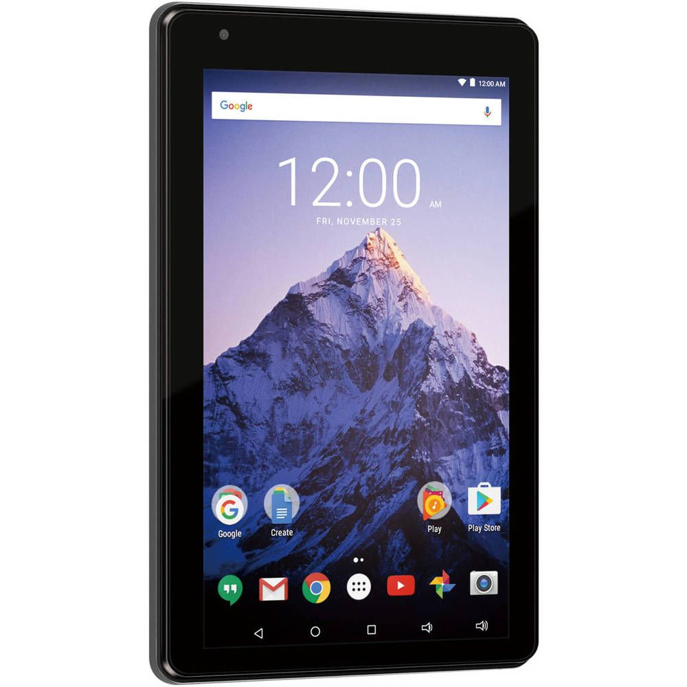 Rca Voyager 7 16gb Tablet With Keyboard Case Android 6 0