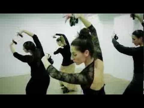 Fandangos En Flamencodanza Bailarines De Flamenco Producción De Vídeo Danza