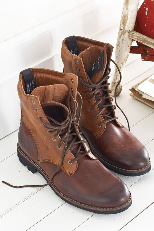 rag & bone Crafted by Timberland Boot Company Fall 2010