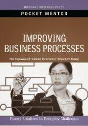 Un manual breve para organizar nuestros proyectos de mejora de procesos. Simple.