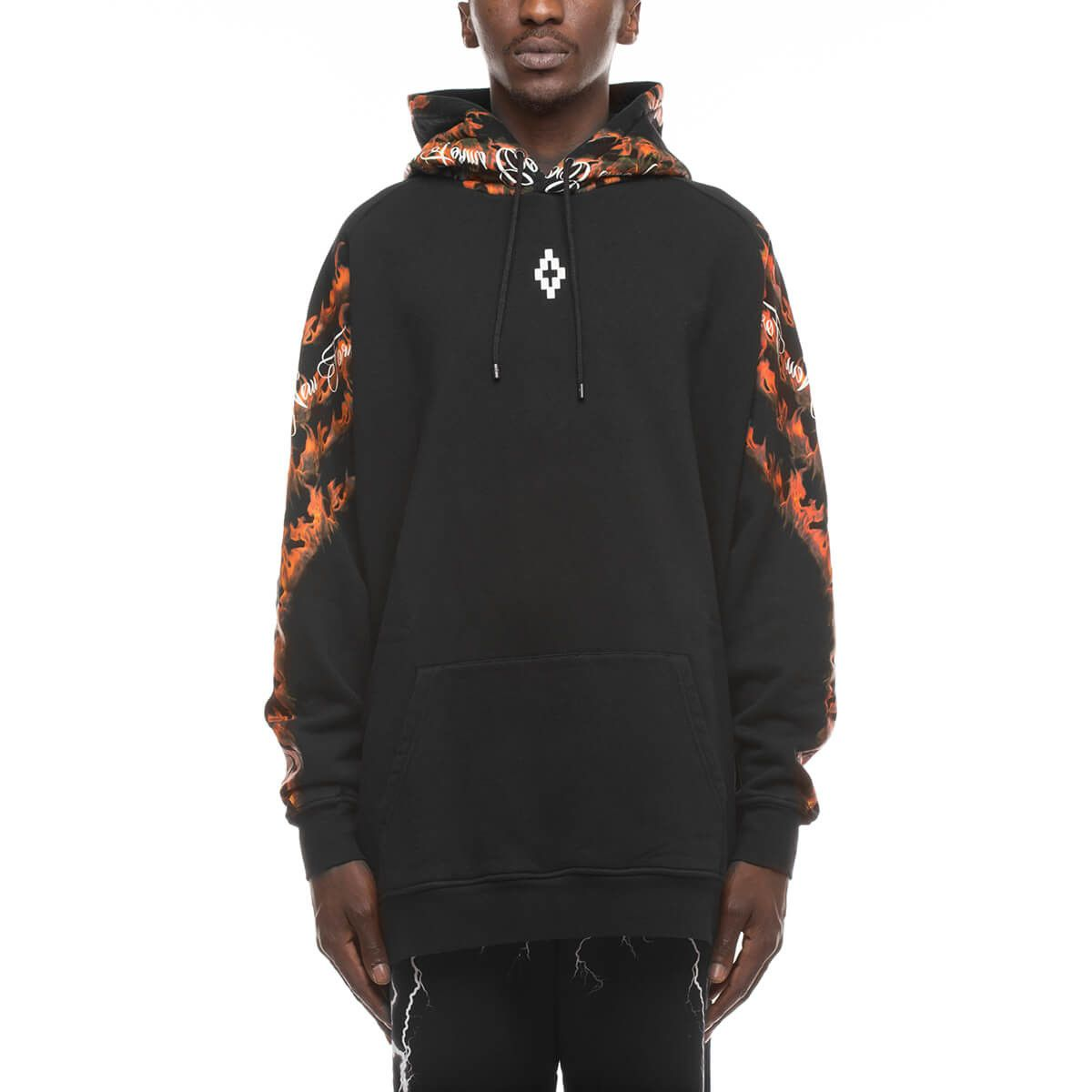 99770af32eafa Arshene hoodie from the F W2017-18 Marcelo Burlon County of Milan collection  in