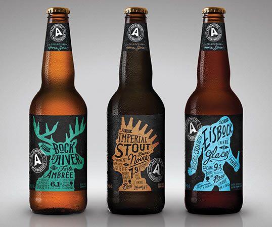 Apicacion Para Ediciones Especiales Envases De Cerveza Etiquetas De Cerveza Etiqueta Cerveza Artesanal