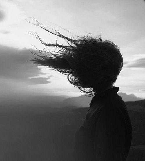 Resultado de imagen de windy hair