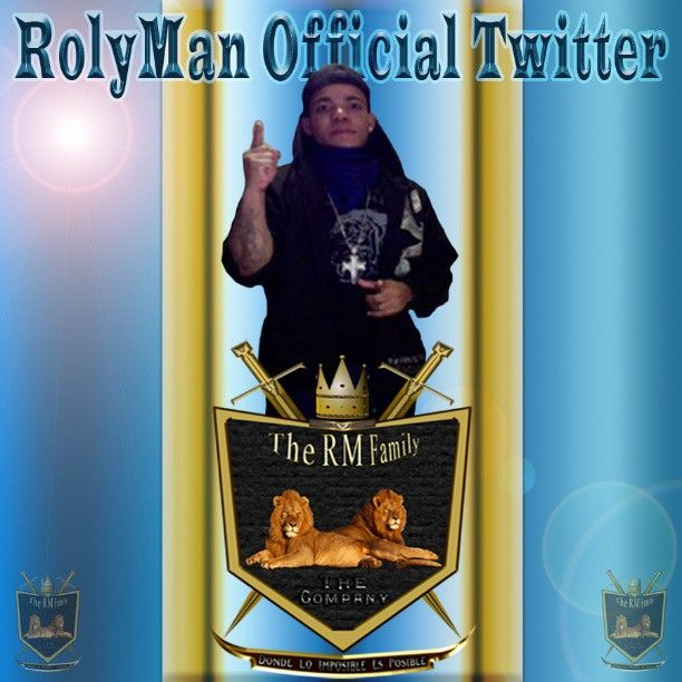 RolyMan Official Twitter Abril 2013