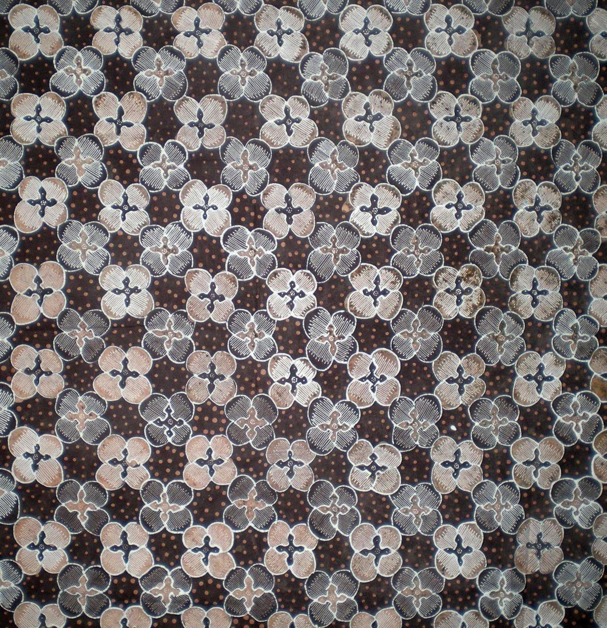 Pengertian Batik Kawung - Batik Indonesia