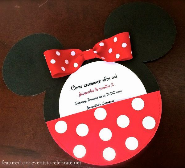 Minnie mouse invitation ive said it before and ill say it minnie mouse invitation ive said it before and ill say minnie mouse birthday ideasmickey solutioingenieria Images