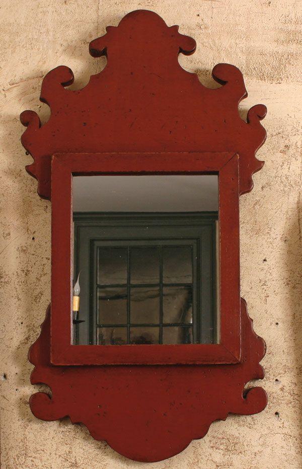 Chippendale Mirror Colonial Home Decor Colonial Decor