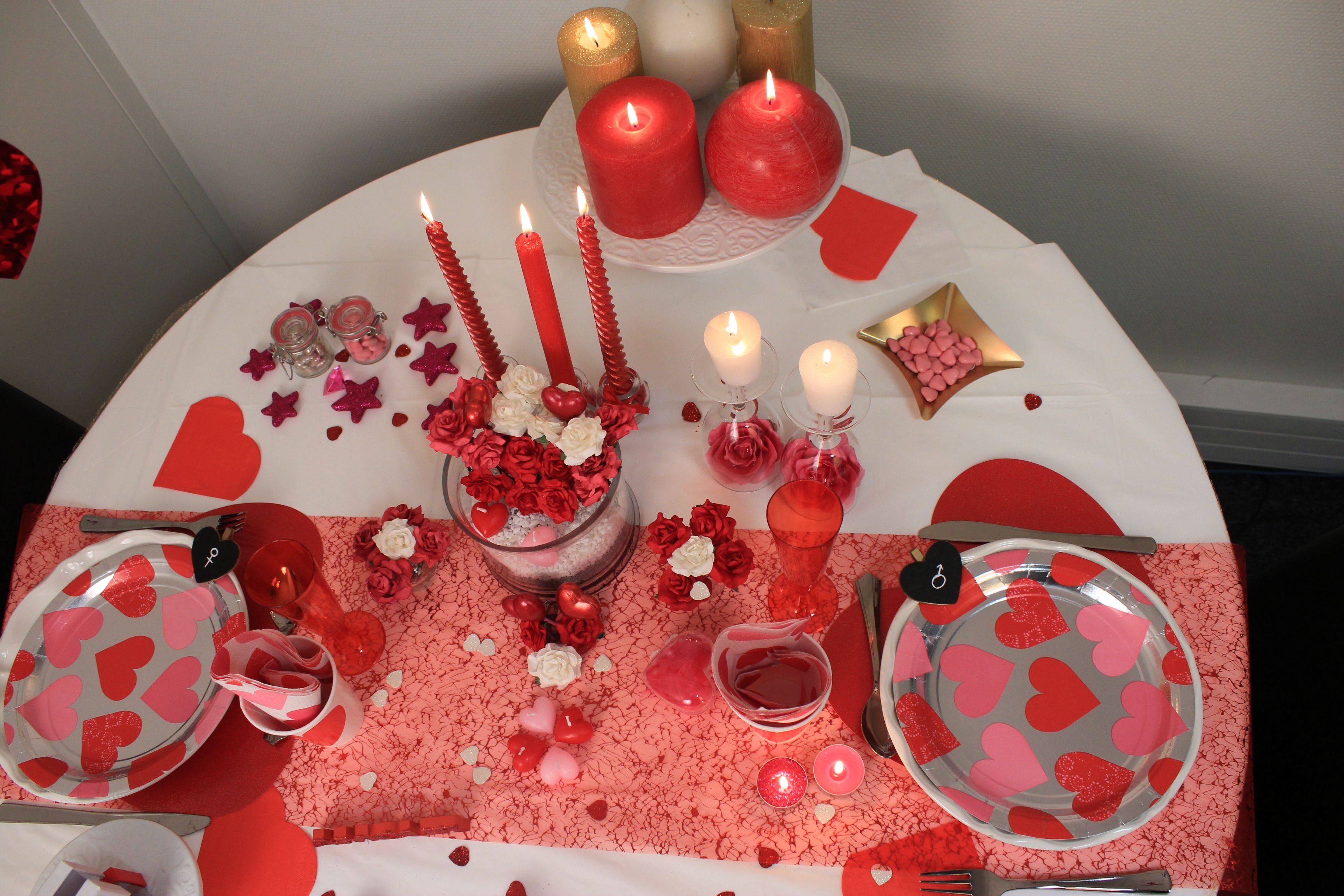 Decoration Anniversaire Romantique Come Si Organizza Una Cena Romantica I