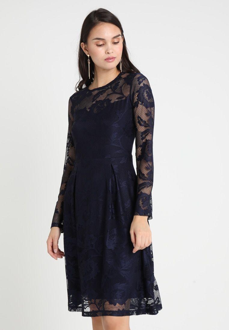 Anna Field Cocktailkleid/festliches Kleid - maritime blue ...