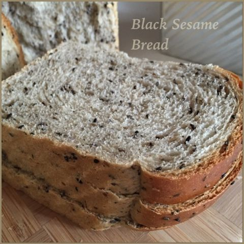 recipe: sesame seed bread recipe [14]