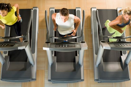 Burn 500 Calories on the Treadmill in 41 Minutes